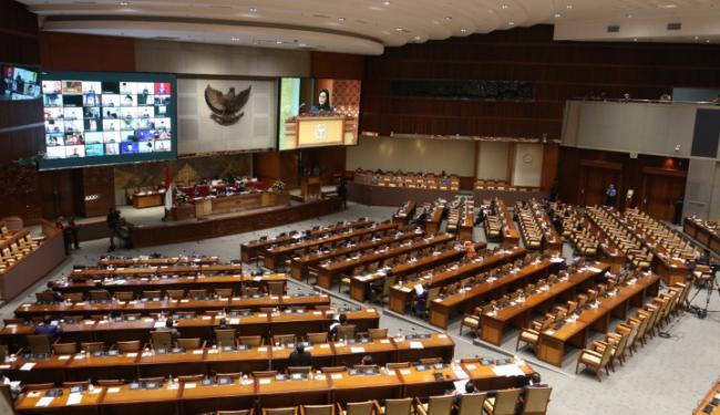 Situs DPR Diduga Diretas, Kini Tak Bisa Diakses