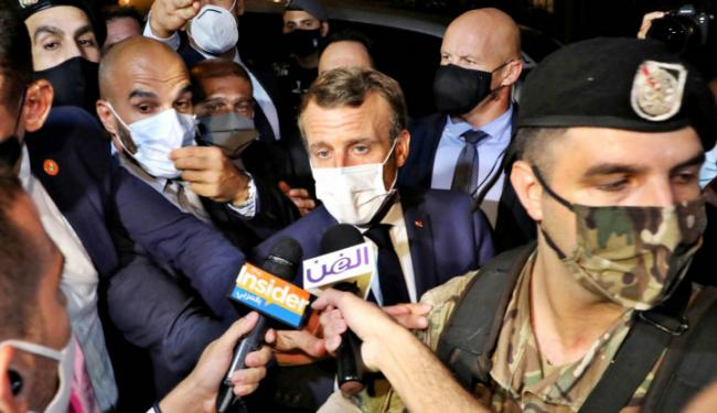 Emmanuel Macron Sosok yang Paling Dibenci Umat Islam saat ini Mengidap Oedipus Complex?