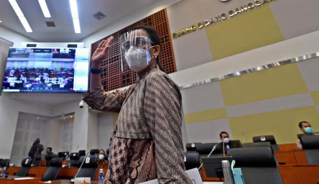 Sri Mulyani Targetkan RI Jadi Negara Maju Jika Ekonomi Tumbuh di Atas...