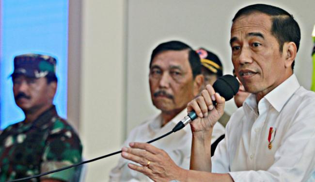 Kabinetnya Kecolongan Dua Kali, Jokowi Tegas: Tak Akan Lindungi Pejabat Korupsi