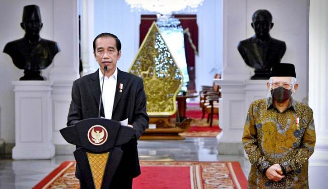 Naik Peringkat, Jokowi Masuk 50 Muslim Berpengaruh di Dunia