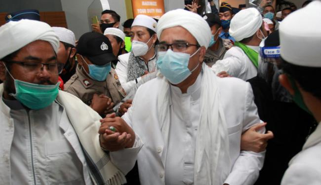Curhatan Habib Rizieq Langsung Disamber Fadli Zon: Segera Pecat...!!