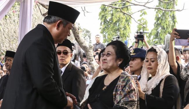 Makin Hot! Pasukan Megawati Tanggapi Keluhan SBY: Tak Usah Merasa Tertuduh