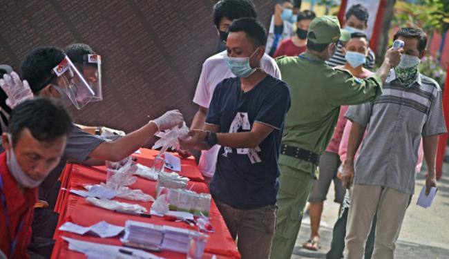 Cegah Klaster Baru Covid-19 di Pilkada, Lembaga Pemantau Pemilu Punya Peran Strategis