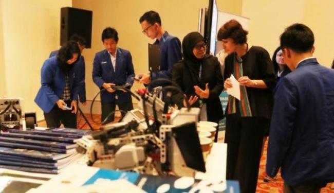 Bantu Anak Muda Memiliki Daya Saing Tinggi, Sampoerna university Gelat Brioght Future Festival