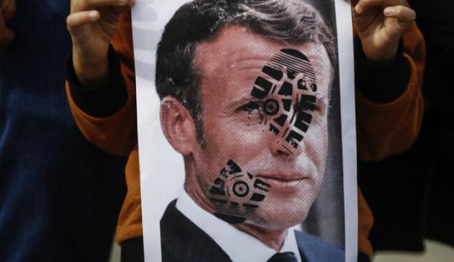 Polisi Menyebar Intel untuk Pantau Aksi Boikot Produk Prancis