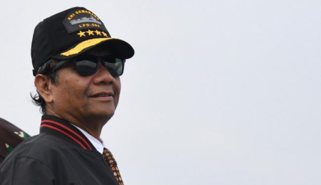 Makin Hot! Mahfud vs Habib Rizieq, PDIP Bela Habib: Kenapa Sih Mahfud Baperan!
