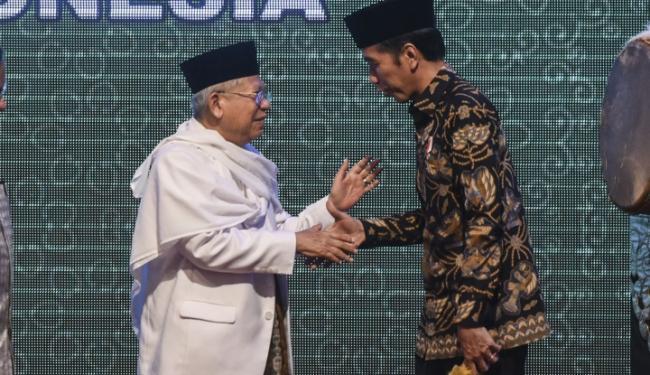 Satu Tahun Periode Kedua, Sekjen MUI Saja Sudah Gak Yakin Jokowi Mampu...