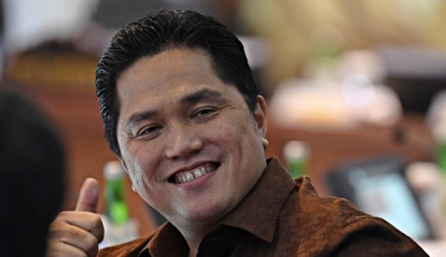Daftar 6 Perushaan Erick Thohir, Pengusaha Media yang Jadi Menteri BUMN