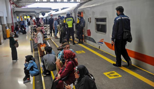 Wah, 22 Ribu Tiket Kereta Sudah Terpesan saat Libur Panjang