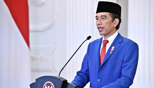 Jokowi Ubah Struktur Satgas Covid-19