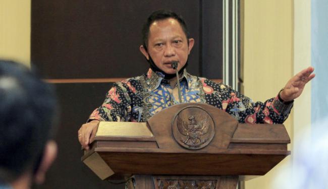 Cuti Bersama Akhir Bulan, Tito Gak Mau jadi Klaster Penularan
