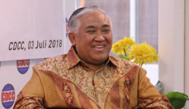 Jejak Hidup Din Syamsuddin: Tokoh Muhammadiyah yang Terkenal Kritis