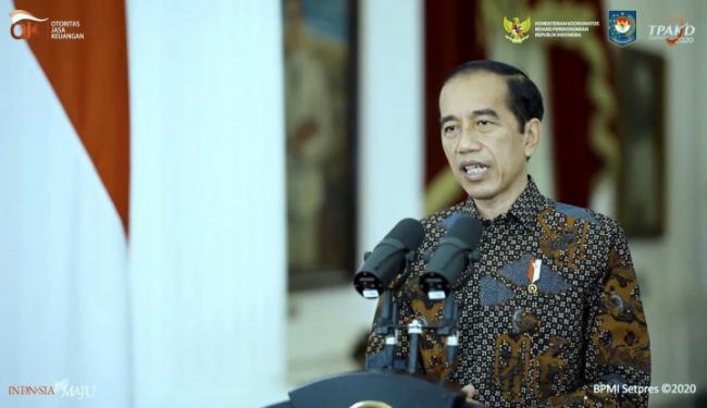 Janji Bakal Jadi Orang Pertama yang Divaksin Covid-19, Jokowi: Kayak Digigit Semut