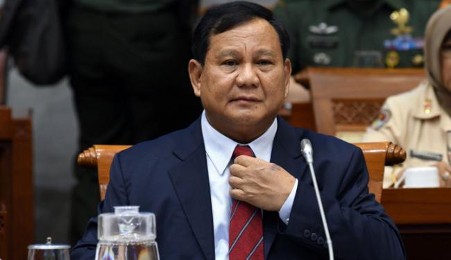Prabowo Subianto Mengundurkan Diri? Faktanya...