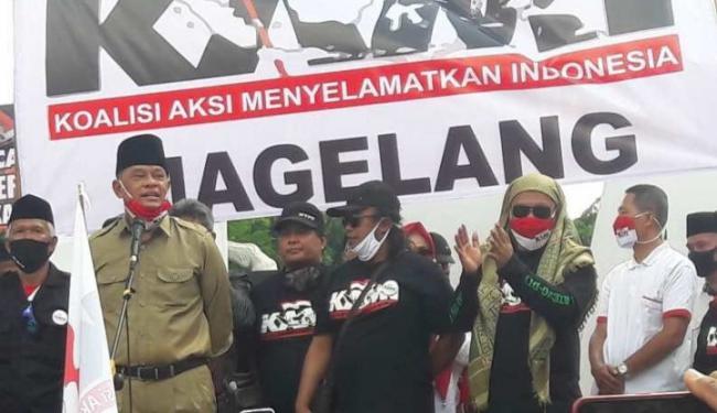 KAMI Dituduh Dalangi Demo, Gatot Beraksi: Baru 2 Bulan Bisa Kerahkan Jutaan Orang