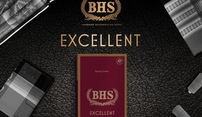 Sarung Lokal yang Mendunia, Sarung Tenun Tangan  BHS Diproduksi Sejak 1953