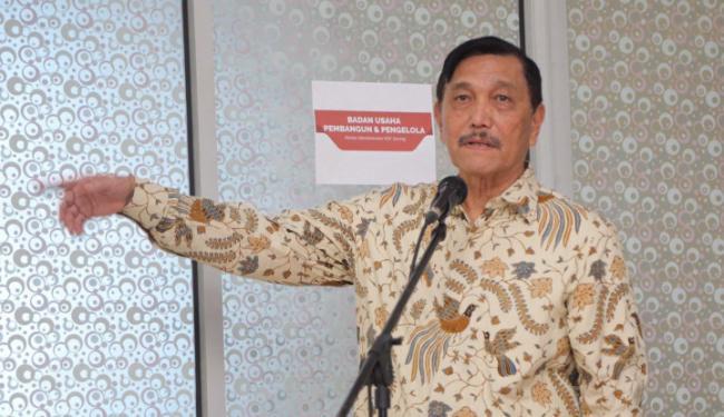 Luhut Kena Colek Jokowi, Pengamat Bilang: Kebanyakan Angin Surga, Eh Ternyata Bodong