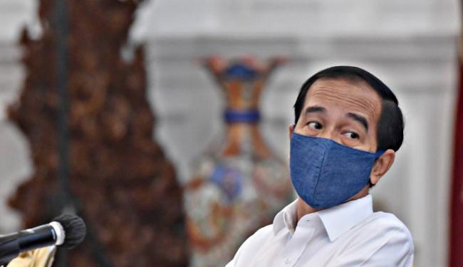 Pak Jokowi, Suka Nggak Suka, Tawaran Habib Rizieq Harus Diterima, Bisa Bahaya Pak!