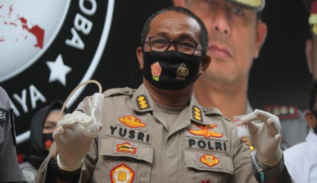 Polda Metro Jaya: 2 Tersangka Kerumunan Petamburan, Tolong Serahkan Diri