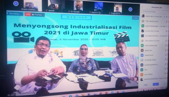 Industri Perfilman Daerah Adem Ayem, Ini Penyebabnya