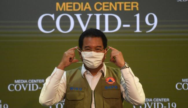Satgas Covid-19 Nasional 'Pelototi' Banten dan Aceh