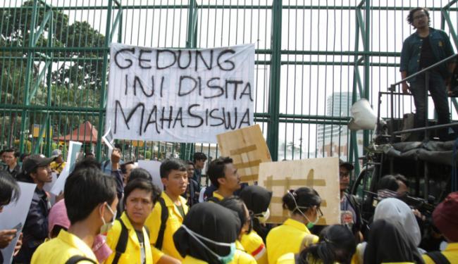 Tak Bertemu Jokowi, BEM SI Bakal Gelar Aksi Lagi 20 Oktober