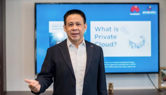 Gak Main-main! Bersama Huawei, Anabatic Tawarkan Jaringan Buat Perbankan