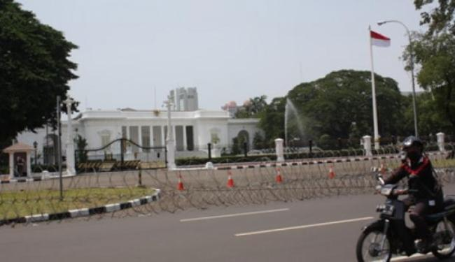 Gawat! Kantor Jokowi Akan Dikepung, Ada Juga Skenario Demo Ricuh, Istana Beri Peringatkan