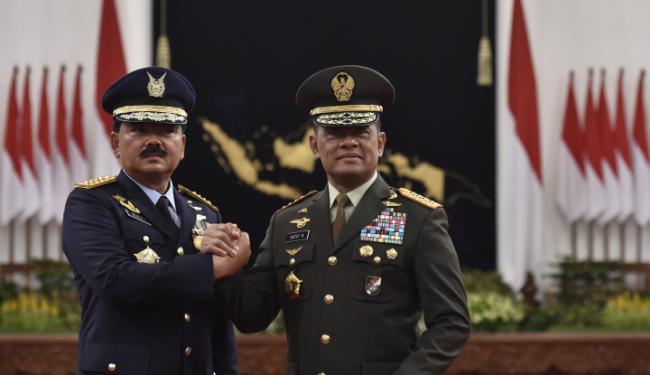 Rekam Jejak Gatot Nurmantyo yang Akan Terima Bintang Mahaputra: 36 Tahun Jadi TNI