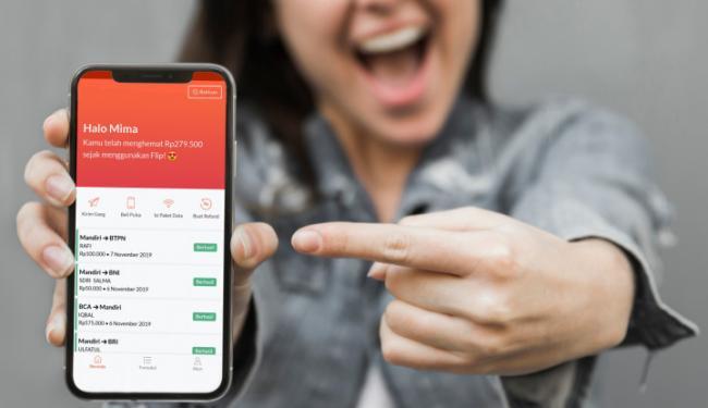 Transfer Uang Gratis ke Beda Bank Lewat Flip, Cepat Gak Ya? | Review
