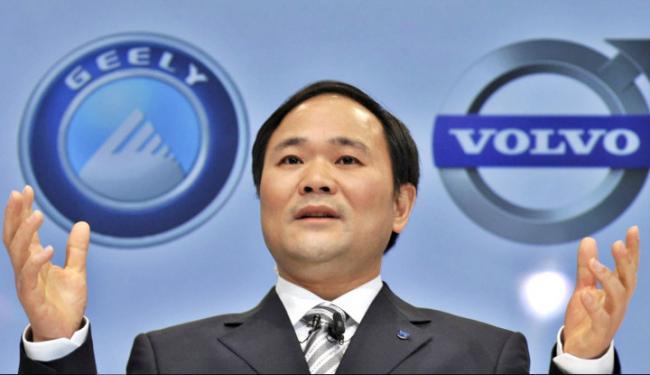 Kisah Orang Terkaya: Li Shufu, Miliarder China Penyelamat Raksasa Otomotif Dunia