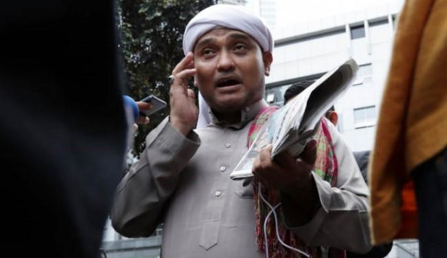 Nah Lho, Orangnya Habib Rizieq Sebut Oknum Aparat Nyamar, Terus Bikin Aksi 1310 Ricuh