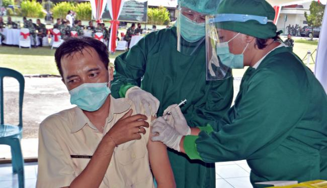Banggar DPR Minta Pemerintah Gratiskan Vaksin untuk Seluruh Masyarakat Tanpa Terkecuali