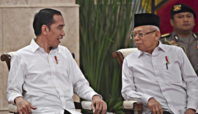 Kiyai Maruf Dicari Publik: Kita Kehilangan Sosok Wapres, di Mana Beliau?