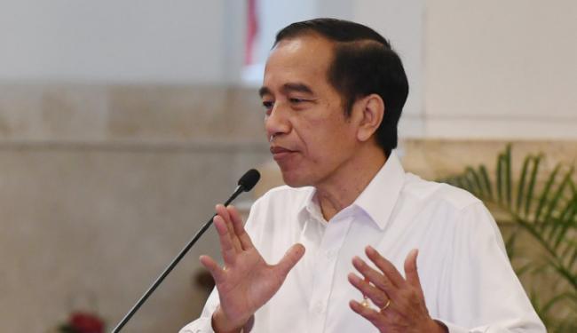 Penegasan Presiden Jokowi: Oktober Ini Indonesia Resesi
