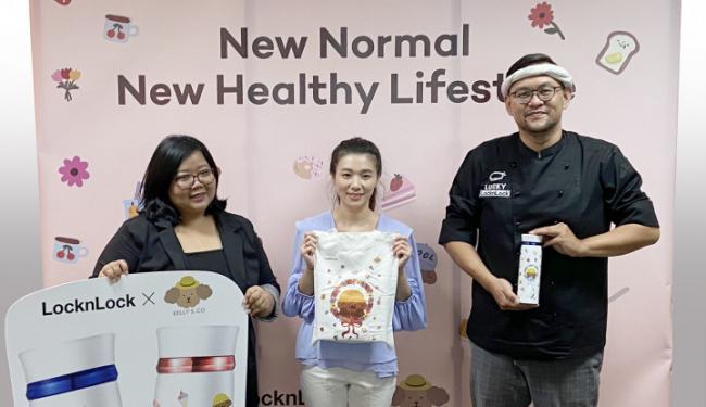 Gejala Penyakit  Obat Tradisional © Warta Ekonomi. LocknLock Rilis Kampanye 'New Normal New Healthy Lifestyle'