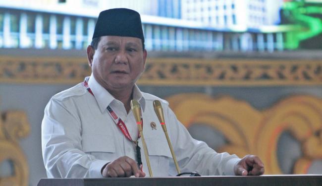 Prabowo Subianto Harus Mundur dari Kabinet Jokowi