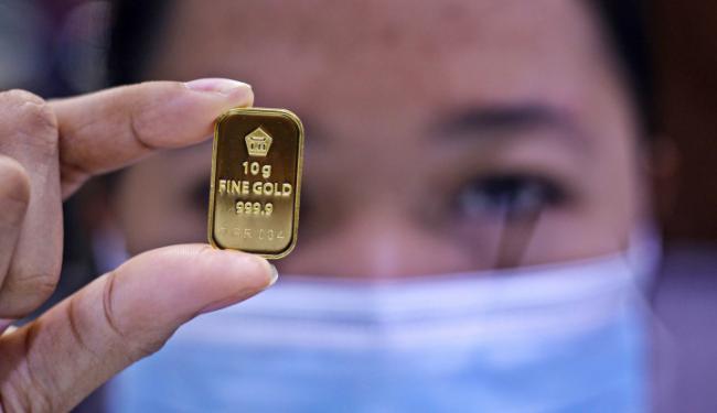 Harga Emas Antam Hari Ini Balik ke Atas Rp1 Juta, Tapi Tetap Aja Rugi Bandar!
