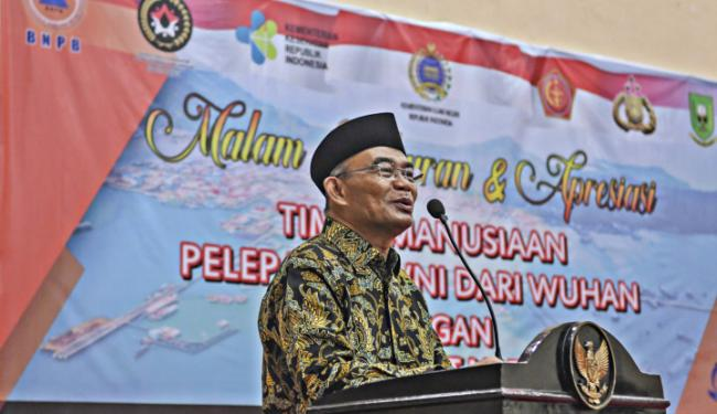 Luhut Pandjaitan Mundur Dulu, Jokowi Oper Tugas Mensos ke Muhadjir Effendy
