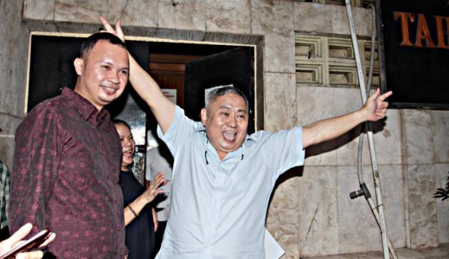 Tokoh Tionghoa Minta Jokowi Bawa Habib Rizieq ke Istana Negara, Prabowo Disuruh...