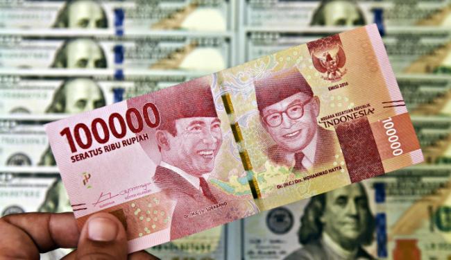 Rupiah Oh Rupiah: Dolar AS dan Mata Uang Global Kau Buat Berdarah-Darah
