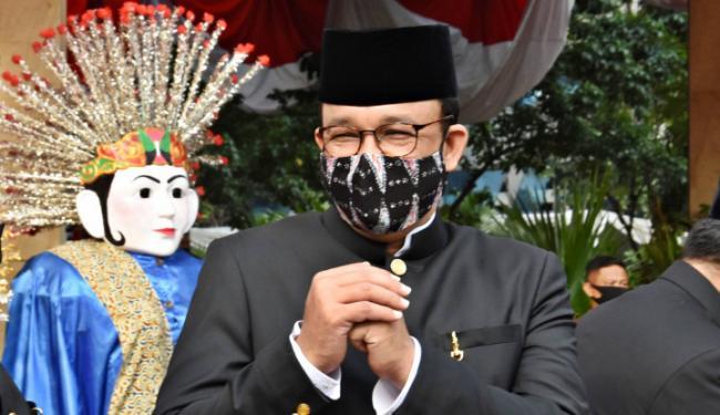 3 Tahun Jadi Gubernur, Anies Sudah Pantas Jadi Presiden?