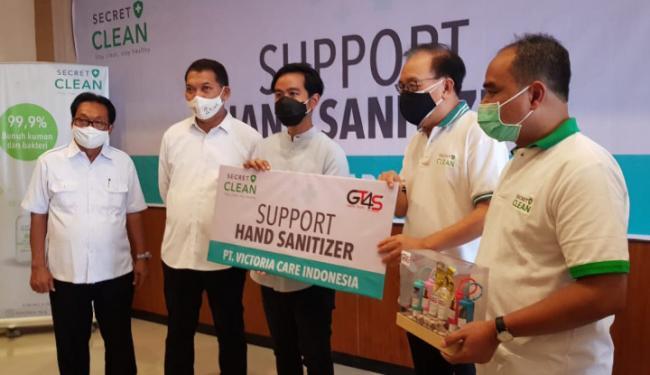 Secret Clean Dukung Pilkada Aman, Jamin Kebersihan Tangan Tanpa Was-Was