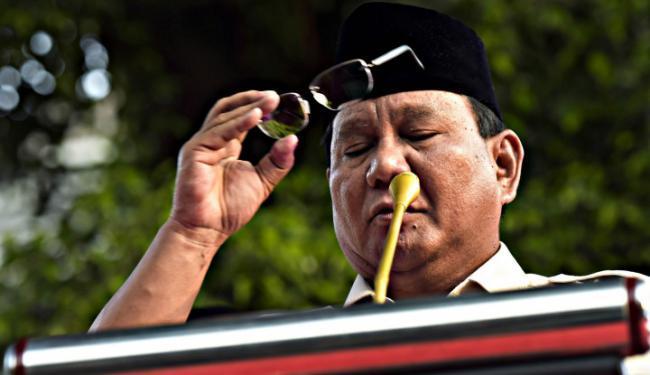 Ada yang Bilang Biden Menang Prabowo Wassalam, Ruhut PDIP Malah Bilang Begini..