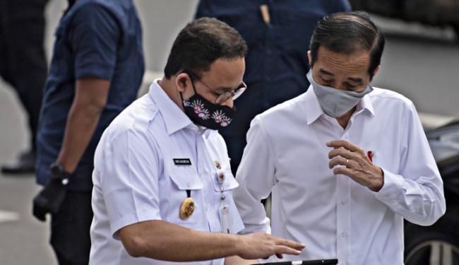 Ganjar, Anies, Sama Prabowo Tidak Signifikan secara Statistik