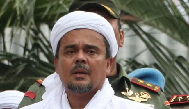 """Coba Bayangkan jika Habib Rizieq Turun di Bandara, Dijemput Gatot dan Anies"""