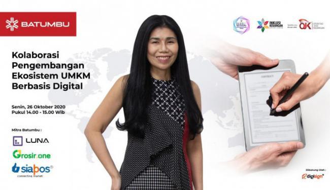 Batumbu Lakukan Kolaborasi Strategis Guna Mewujudkan Inklusi Keuangan