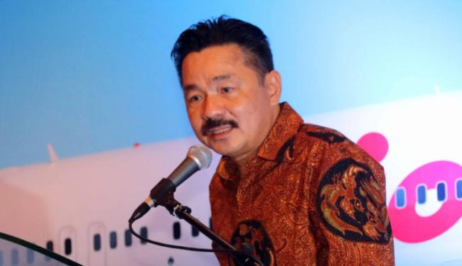 Penerbangan Babak Belur, Bos Lion Air Terdepak dari Daftar Orang Terkaya RI