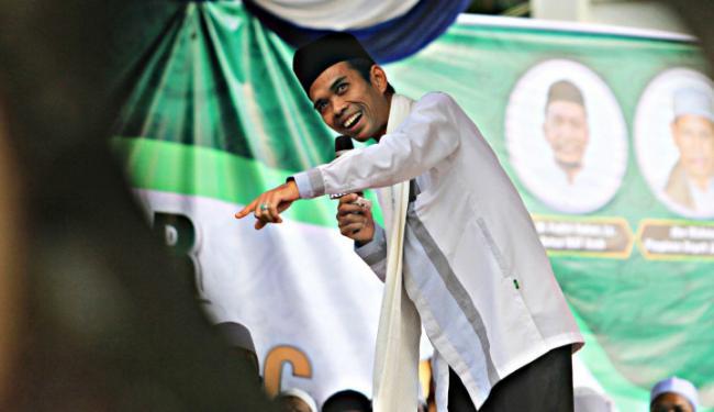 Deretan Fakta Viral Foto Ustaz Abdul Somad Ditangkap Polisi